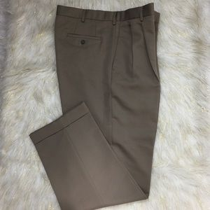 Dockers Pleated Relaxed Fit Dress Pants